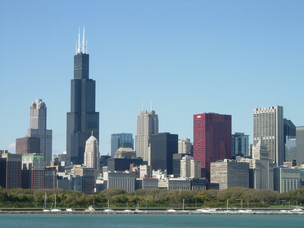 Chicago Skyline for Article
