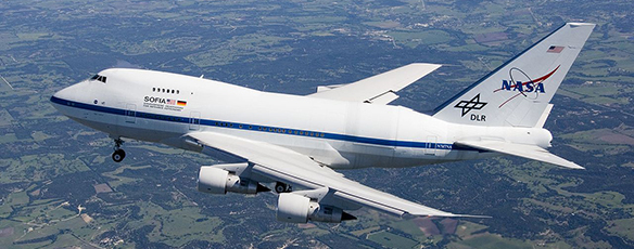 NASA - Stratospheric Observatory for Infrared Astronomy