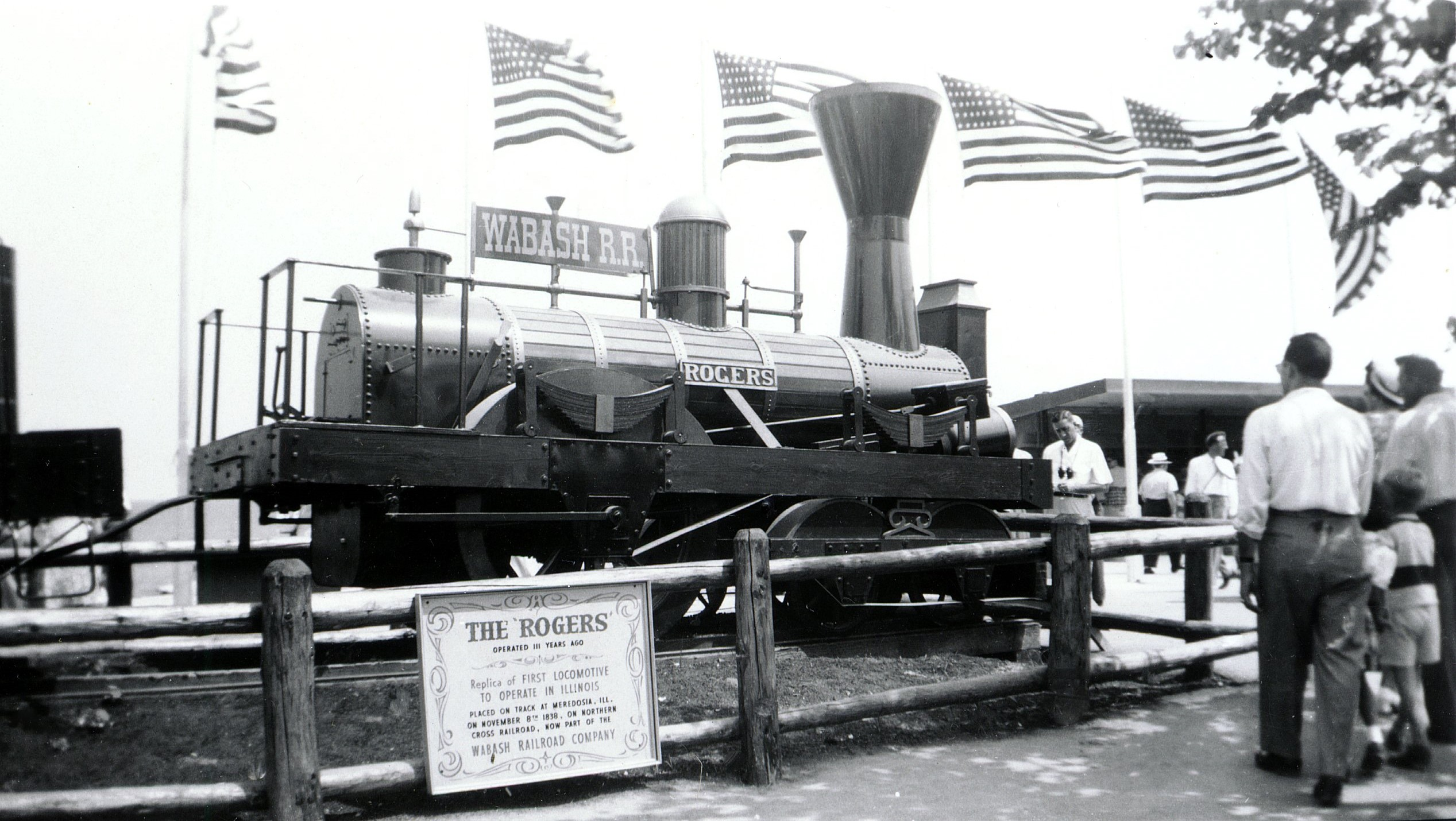 TBT First Locomotive