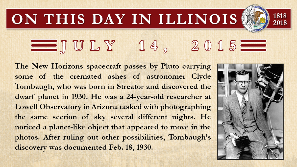 on this day 071418 Tombaugh