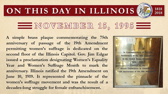 on this day 111518 19thAmendment sm