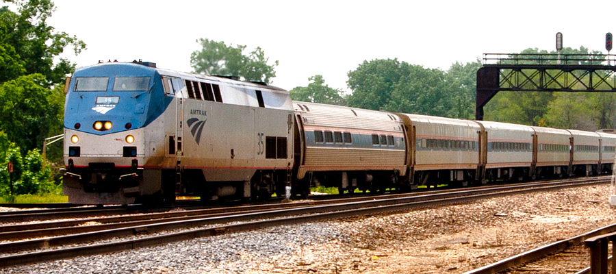 Amtrak Train Days to kick off in Chicago