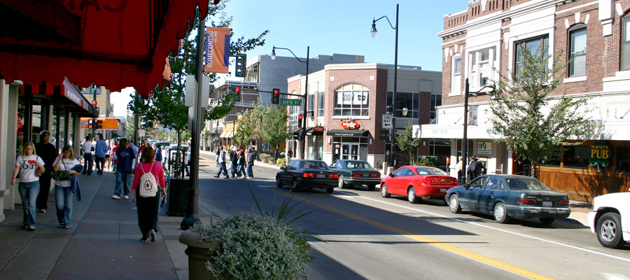 champaign campustown