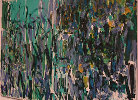 Did You Know? Artist Joan Mitchell is from Chicago