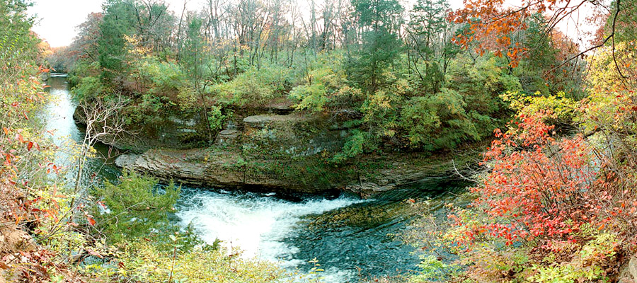 Illinois park of the month: Kankakee River State Park