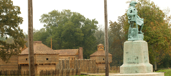 Illinois park of the month: Fort Massac State Park