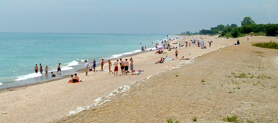Illnois park of the month: Illinois Beach State Park