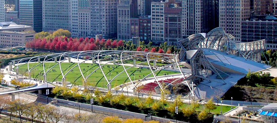 Illinois park of the month: Millennium Park