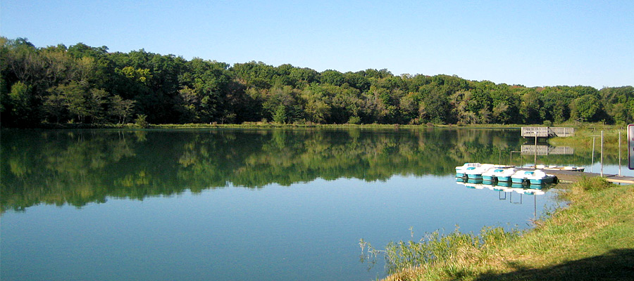 Illinois park of the month: Silver Springs Fish & Wildlife Area
